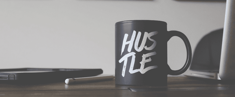 hustle in Property Management Company