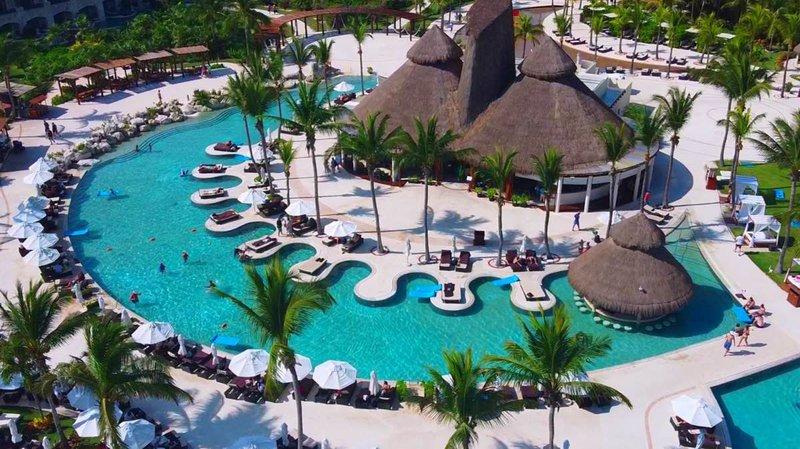 Secrets Maroma Beach & Resort - Riviera Maya - Mexico