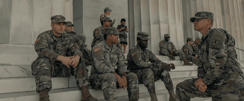 Be a Connector to Enlisted Military Members